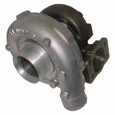 A turbocharger is: